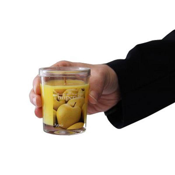 شمع وارمر عطری لیوانی سیب Apple 1