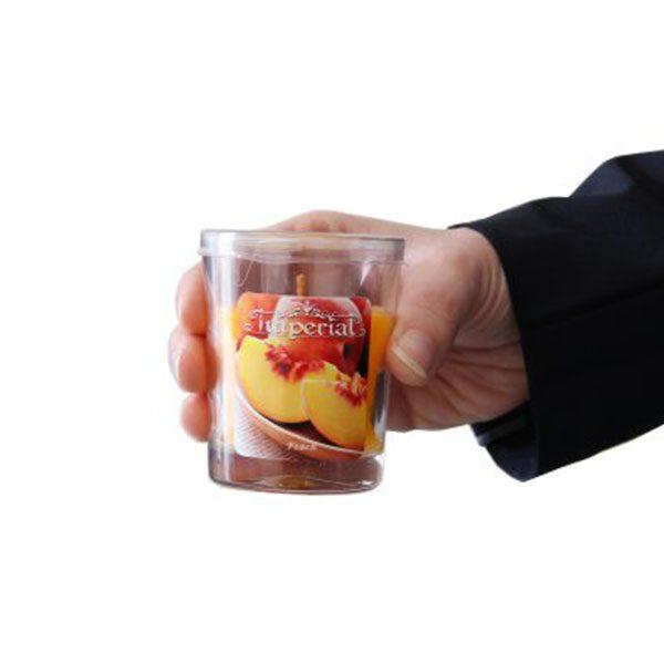 شمع وارمر عطری لیوانی هلو Peach 1