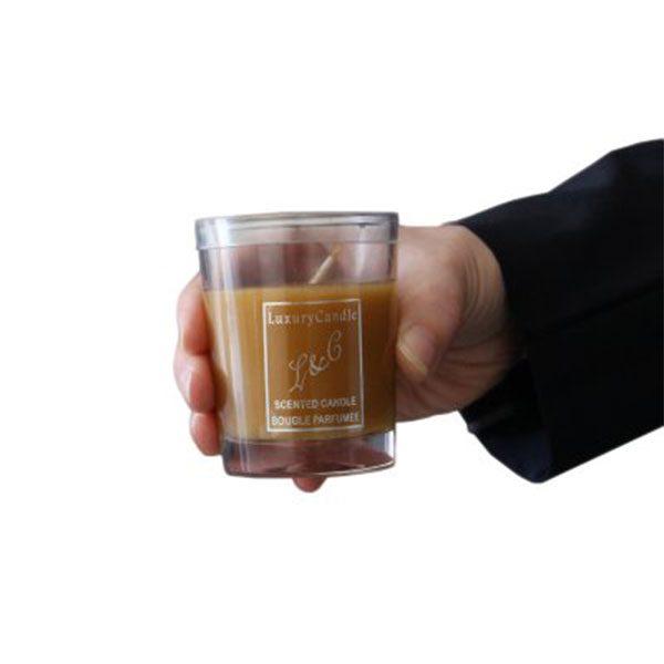 شمع وارمر عطری لیوانی کارامل Caramel 1