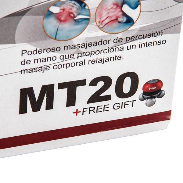 ماساژور بدن دستی بریسک Brisk MT20 3
