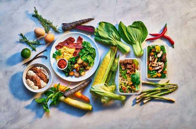 رژیم غذایی برای لاغری اصولی و سلامت 1