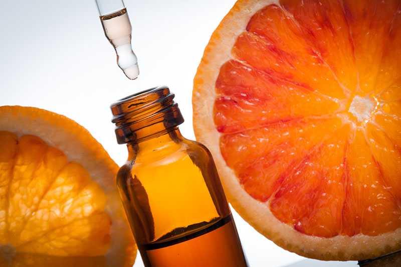 خواص رایحه روغن ماساژ پرتقال در ماساژ رایحه درمانی 1