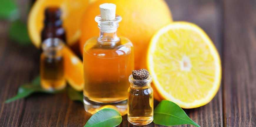 خواص رایحه روغن ماساژ پرتقال در ماساژ رایحه درمانی