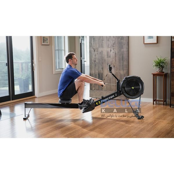 دستگاه روئینگ حرفه ای کانسپت 2 Concept2 Model-D Rowing 3