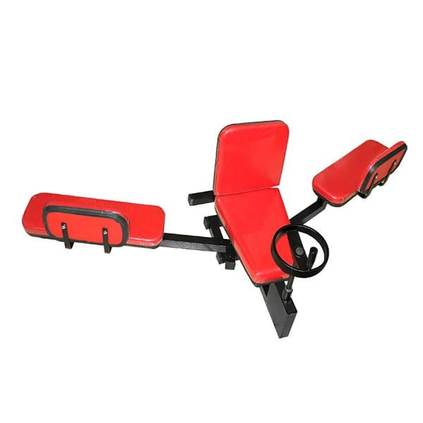 دستگاه پا باز 180 درجه Leg Streching Machine 2