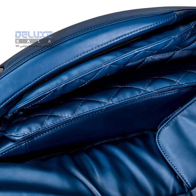 جنس چرم صندلی ماساژور بن کر K20