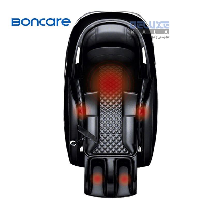 سیستم گرمایش صندلی ماساژور بن کر K20