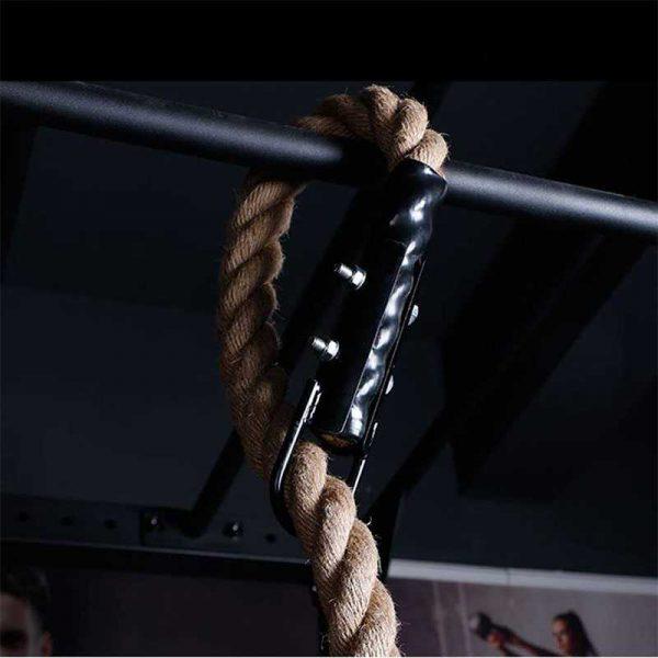 طناب صعود 7 متری نیشن فیتنس Climbing Rope 2