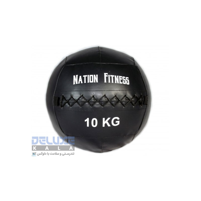 وال بال نیشن فیتنس NationFitness Wall Ball