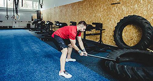 پتک تمرینی کراس فیت 10 کیلوگرم CrossFit Hammer 1