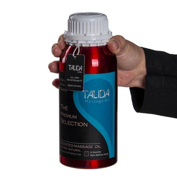 روغن ماساژ توت فرنگی تالیدا Talida 500ml 1