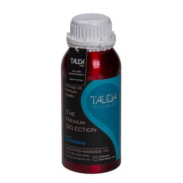 روغن ماساژ توت فرنگی تالیدا Talida 500ml