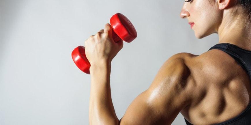 بهترین حرکات برای تمرین بدنسازی در خانه