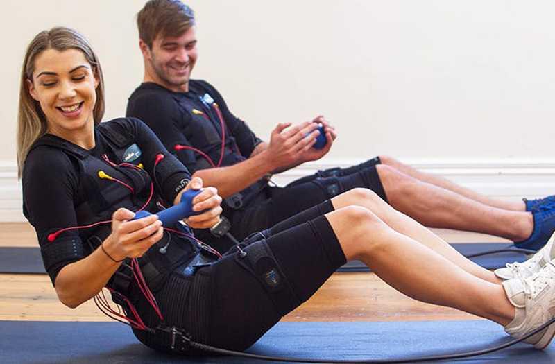 ورزش EMS ترینینگ چیست؟ 3
