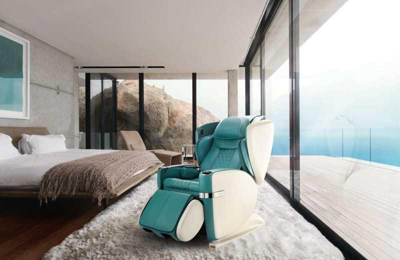 آشنایی با طرز کار صندلی ماساژور برای عملکردی بهینه و لذتی بیشتر 3