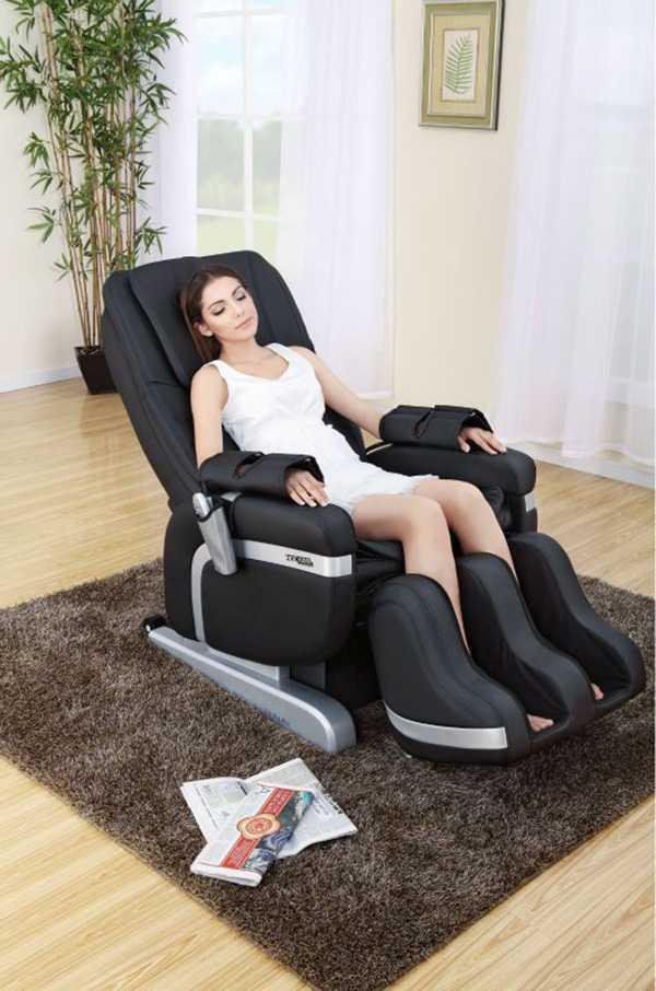 آشنایی با طرز کار صندلی ماساژور برای عملکردی بهینه و لذتی بیشتر 4