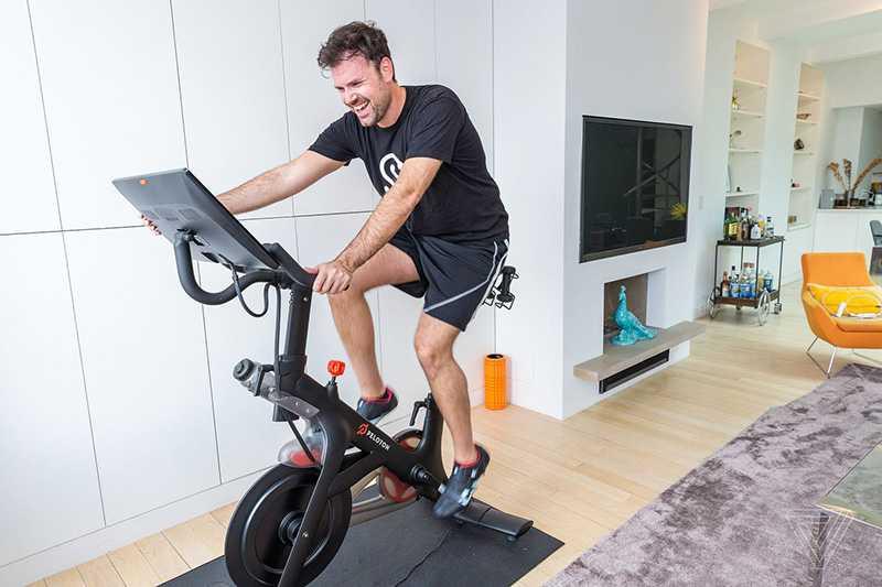 آموزش استفاده از دوچرخه ثابت برای ورزشکاران مبتدی 3