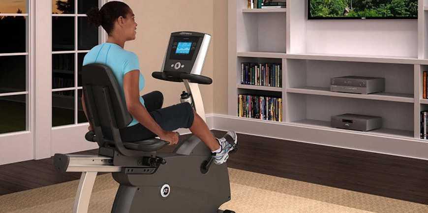 آموزش استفاده از دوچرخه ثابت برای ورزشکاران مبتدی
