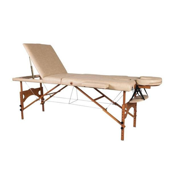 تخت ماساژ تاشو چوبی ریلکس Relax P60 1