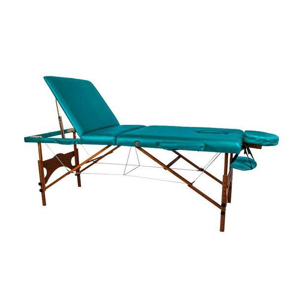 تخت ماساژ تاشو چوبی ریلکس Relax P60 10