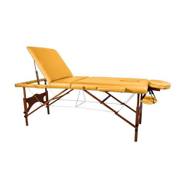 تخت ماساژ تاشو چوبی ریلکس Relax P60 11