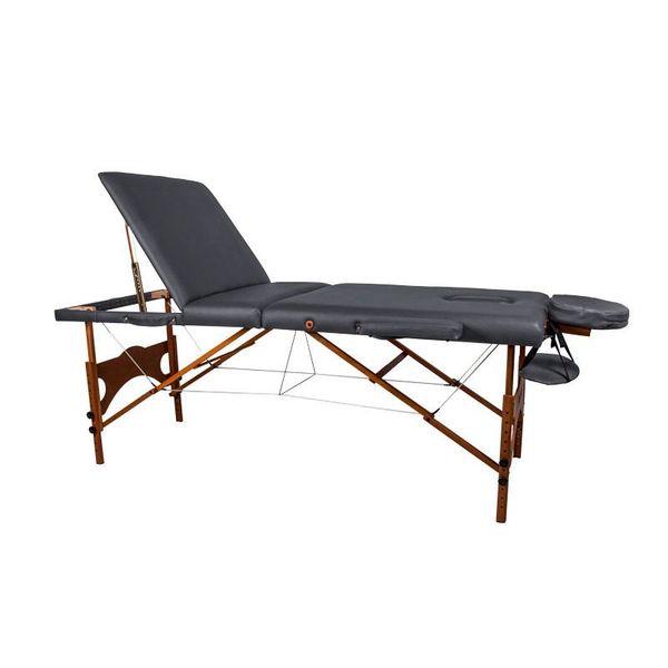 تخت ماساژ تاشو چوبی ریلکس Relax P60 12