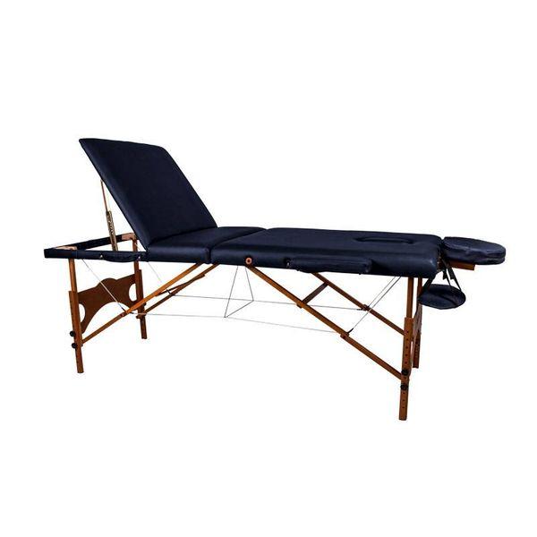 تخت ماساژ تاشو چوبی ریلکس Relax P60 4