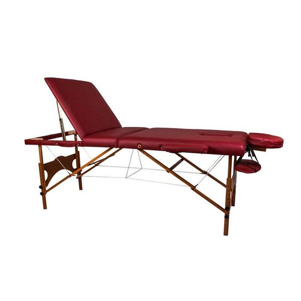 تخت ماساژ تاشو چوبی ریلکس Relax P60 6