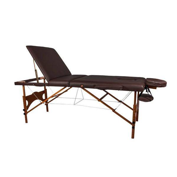 تخت ماساژ تاشو چوبی ریلکس Relax P60 7
