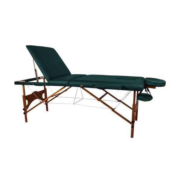 تخت ماساژ تاشو چوبی ریلکس Relax P60 8