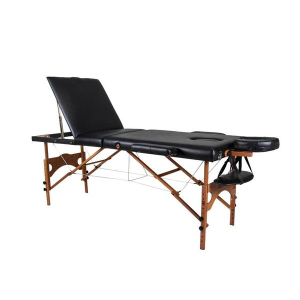 تخت ماساژ تاشو چوبی ریلکس Relax P60