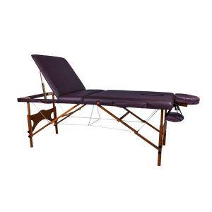 تخت ماساژ تاشو چوبی ریلکس Relax P75 7