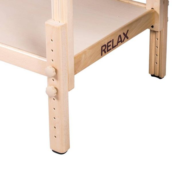 تخت ماساژ ثابت چوبی ریلکس Relax SCF1S32 2