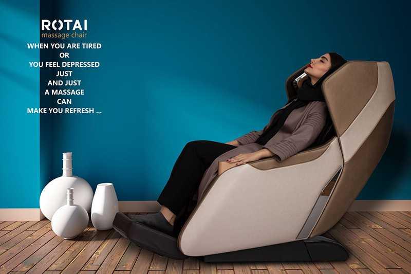 صندلی ماساژور روتای Rotai RT5820 1