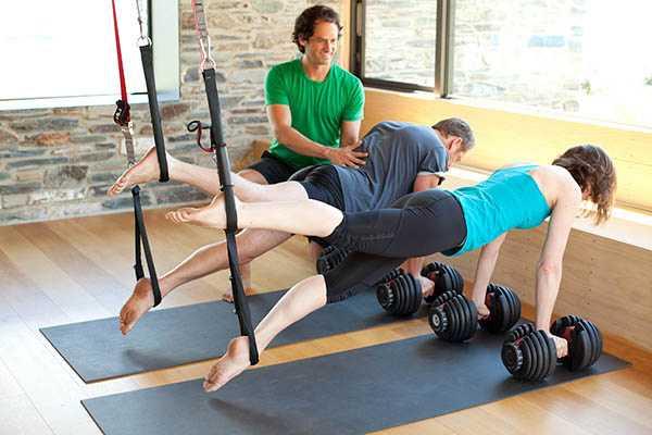 7 فایده اصلی تمرینات TRX 1