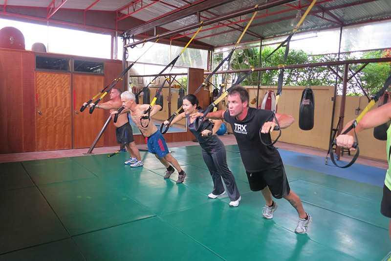 7 فایده اصلی تمرینات TRX 2