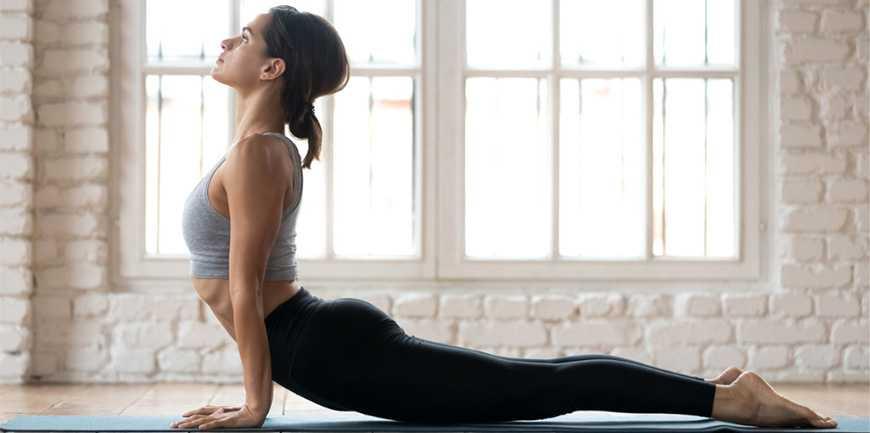 با 10 عدد از فواید تمرینات یوگا آشنا شوید