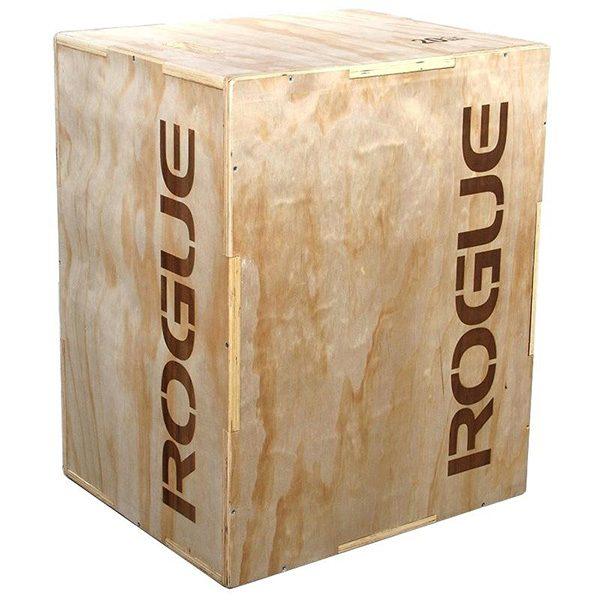 جامپ باکس چوبی کراسفیت Rogue Jump Box 1