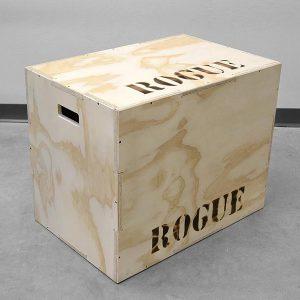 جامپ باکس چوبی کراسفیت Rogue Jump Box