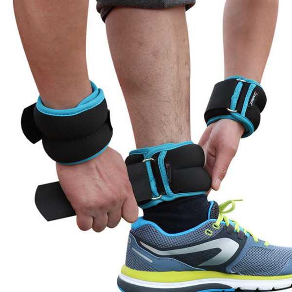وزنه دست و پا شنی تراباند Wrist & Ankle Weights 1
