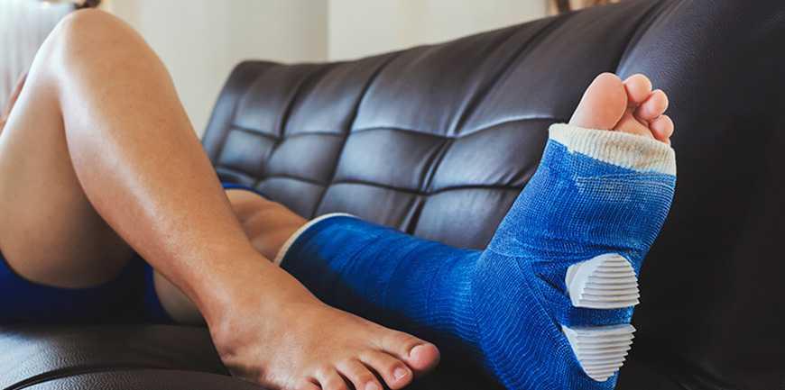 روش های بازیابی توان بعد از مصدومیت پا