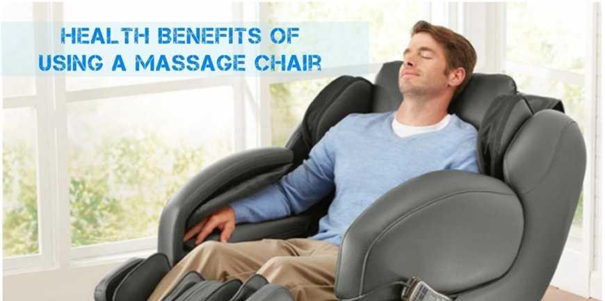 مهمترین فواید استفاده از صندلی ماساژ