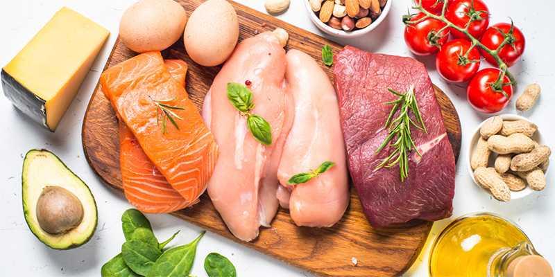 در یک رژیم کربوهیدرات پایین یا بدون کربوهیدرات چه چیزهایی می توانیم بخوریم؟ 2
