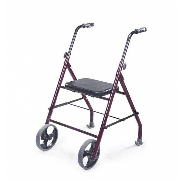 رولیتر دو چرخ تاشو Foldable Rollator