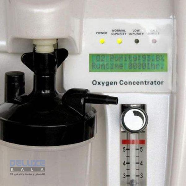 دستگاه اکسیژن ساز زنیت مد Zenithmed OC602 3