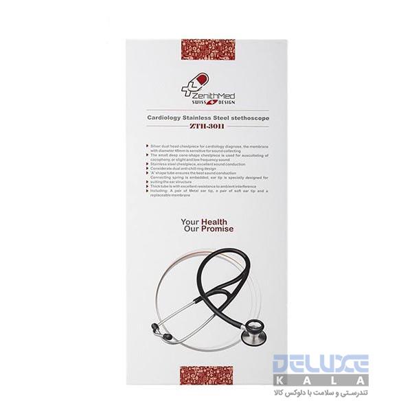 گوشی پزشکی کاردیولوژی مستر دو پاویون زنیت مد ZTH3011 2