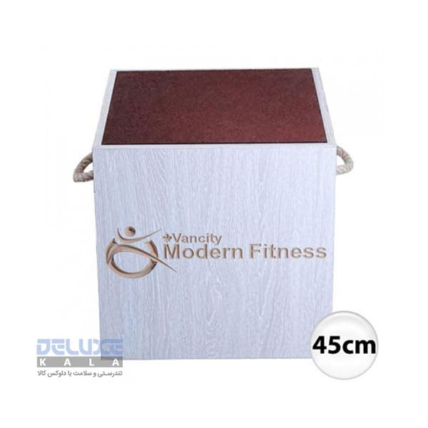 ست جامپ باکس چوبی Jump Box