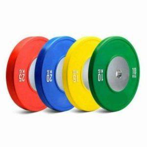 ست پلیت کراسفیت المپیکی 150 کیلو Crossfit Plate