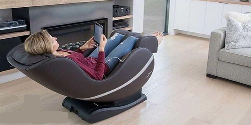 صندلی های ماساژور چگونه کار می کنند؟ انواع صندلی ماساژور و عملکرد آنها