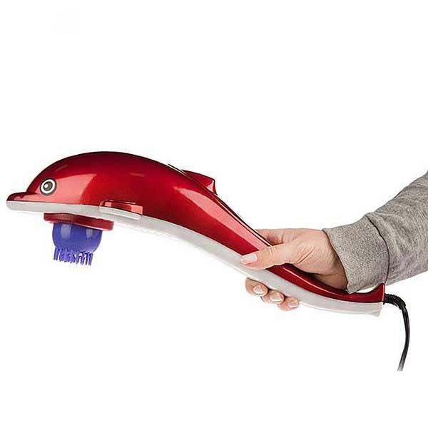 ماساژور بدن دستی دلفینی Dolphin Massager 2